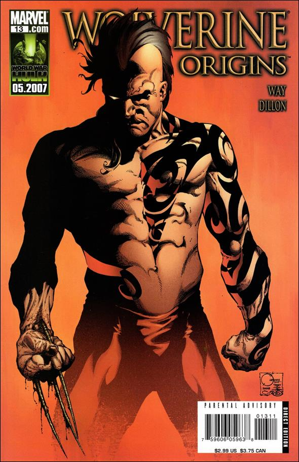 Wolverine: Origins 13-A by Marvel