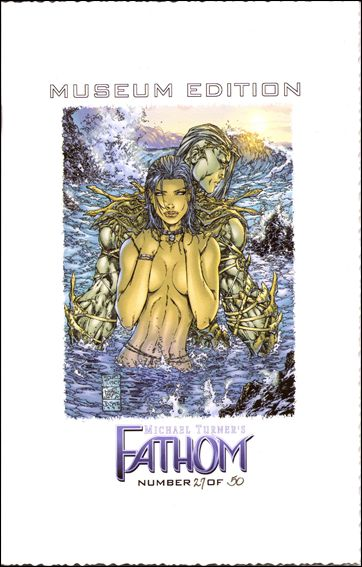 Fathom (1998) 1-G by Top Cow