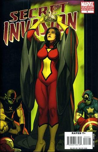 Secret Invasion 6-C by Marvel