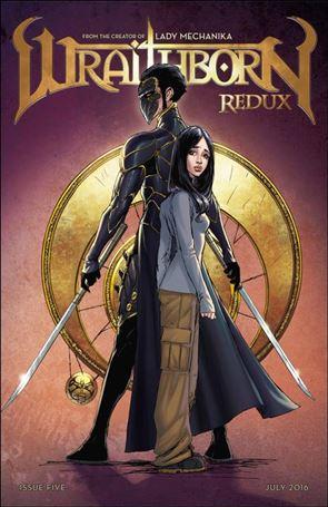 Wraithborn Redux 5-A