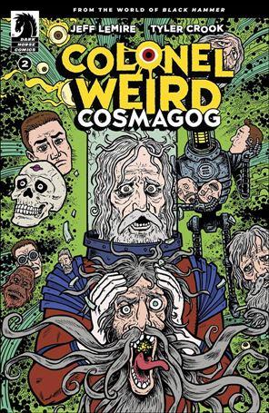 Colonel Weird: Cosmagog 2-B