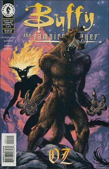 Buffy the Vampire Slayer: Oz 2-A by Dark Horse