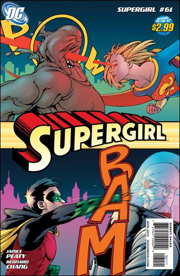 Supergirl (2005) 61-A by DC