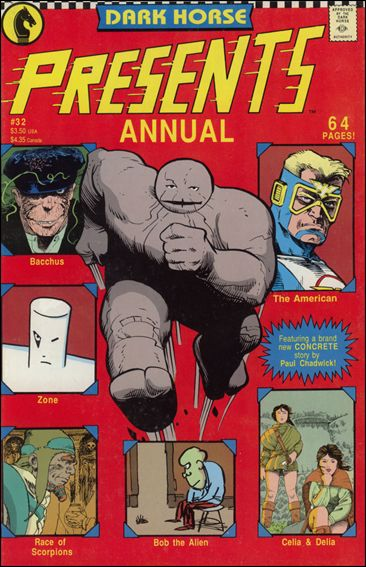 Dark Horse Presents (1986) 32-A by Dark Horse