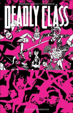 Deadly Class 10-A