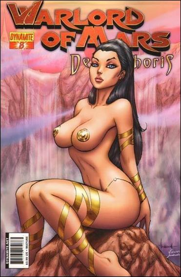 Warlord of Mars: Dejah Thoris 8-C by Dynamite Entertainment