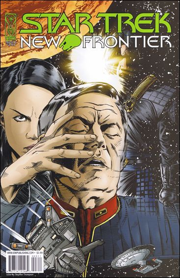 Star Trek: New Frontier 3-A by IDW