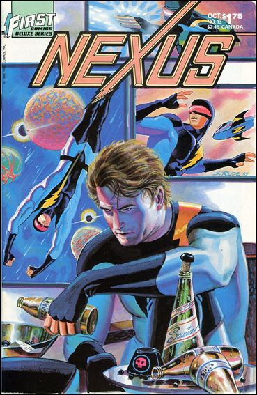 Nexus (1985) 13-A by First
