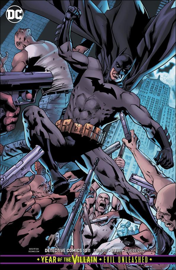 Detective Comics (1937) 1011-B by DC