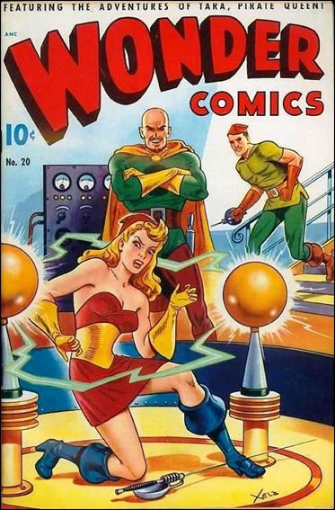 Wonder Comics (1944) 20-A by Better Publications