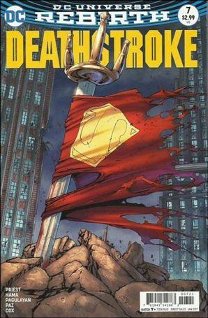 Deathstroke (2016) 7-B