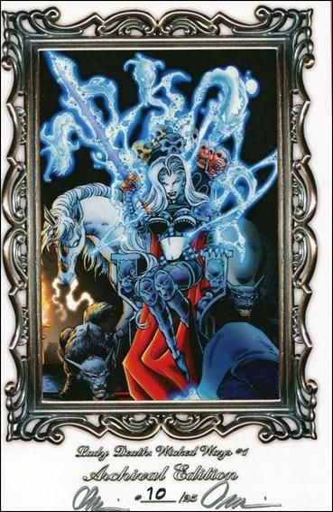 Lady Death (1997) 1-C by Chaos! Comics