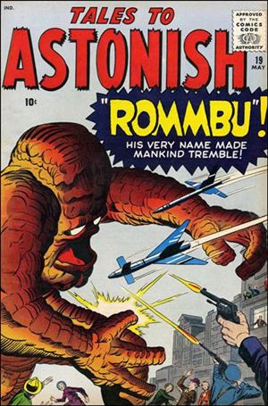 Tales to Astonish (1959) 19-A