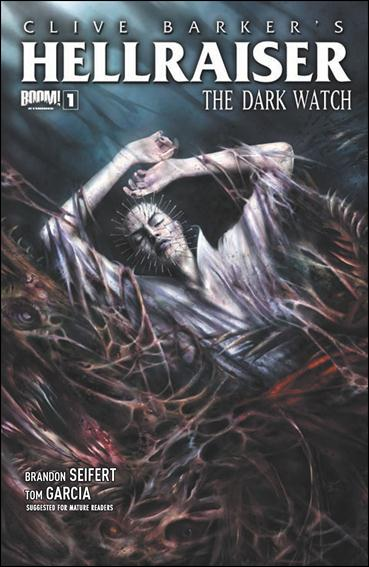 Clive Barker's Hellraiser: The Dark Watch 1-B by Boom! Studios