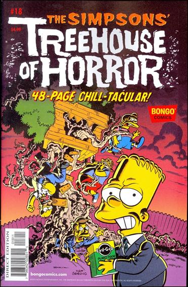 Treehouse of Horror 18-A by Bongo