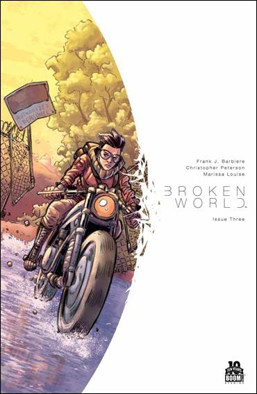 Broken World 3-A by Boom! Studios