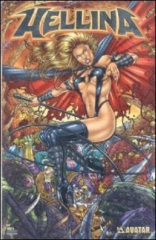 Hellina (2003) 0-G by Avatar Press