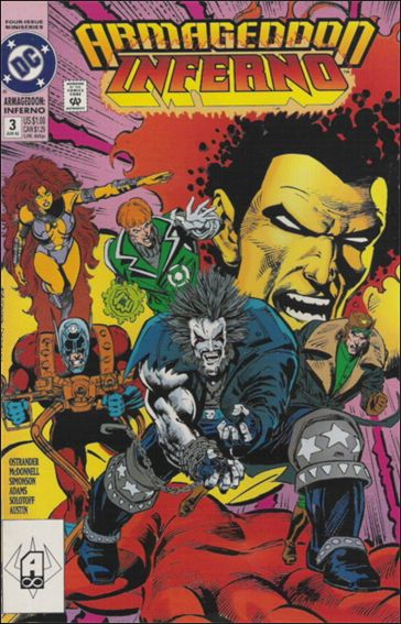 Armageddon: Inferno 3-A by DC
