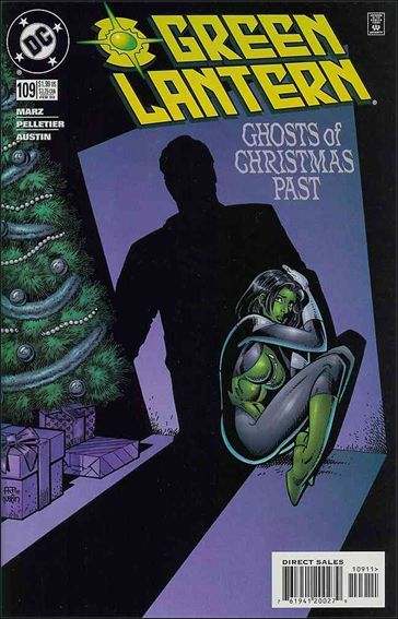 Green Lantern (1990) 109-A by DC
