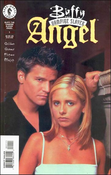 Buffy the Vampire Slayer: Angel 1-B by Dark Horse