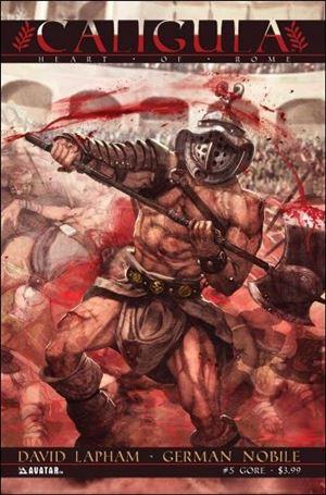 Caligula: Heart of Rome 5-C