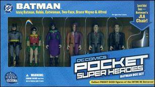 DC Comics Pocket Super Heroes (Box Sets) Batman Box Set