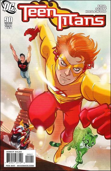 Teen Titans (2003) 90-B by DC