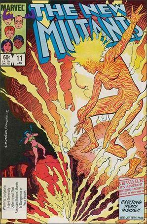 New Mutants (1983) 11-A