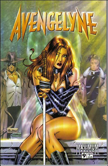 Avengelyne (1996) 9-A by Maximum Press