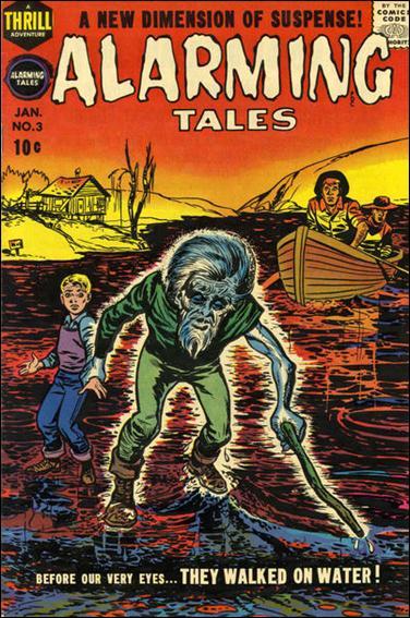 Alarming Tales 3-A by Harvey
