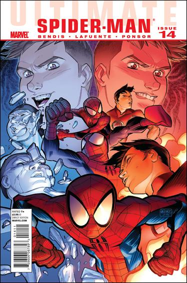 Ultimate Spider-Man (2009) 14-A by Marvel