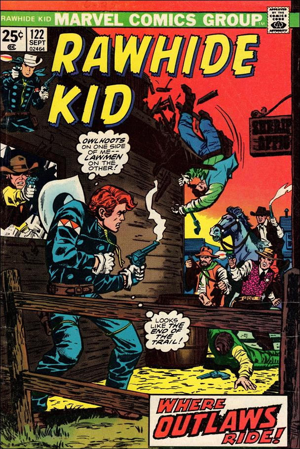 Rawhide Kid (1955) 122-A by Marvel