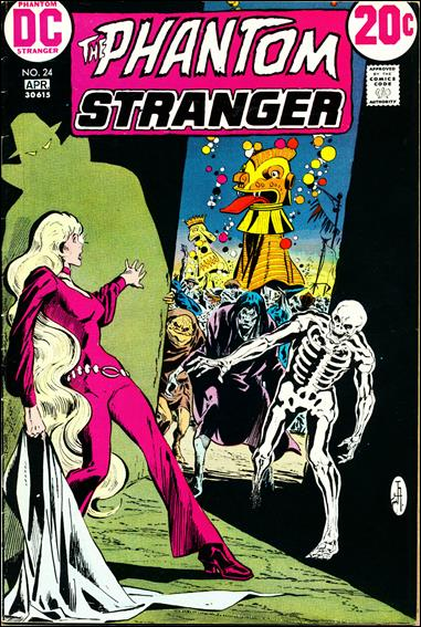 Phantom Stranger (1969) 24-A by DC