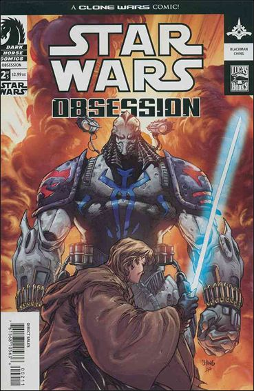 Star Wars: Obsession 2-A by Dark Horse