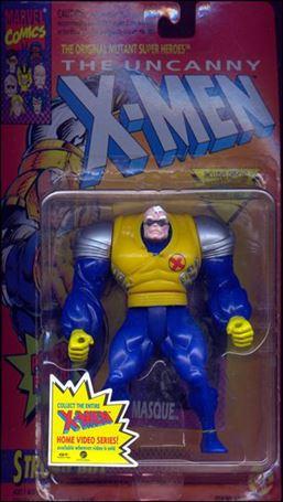 "X-Men 5"" Action Figures Strong Guy"