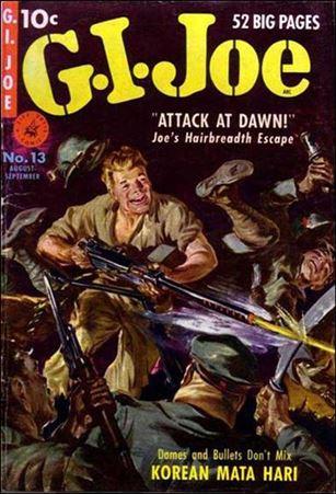 G.I. Joe (1951) 4-A