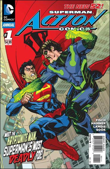 Action Comics Annual (2012) 1-A by DC