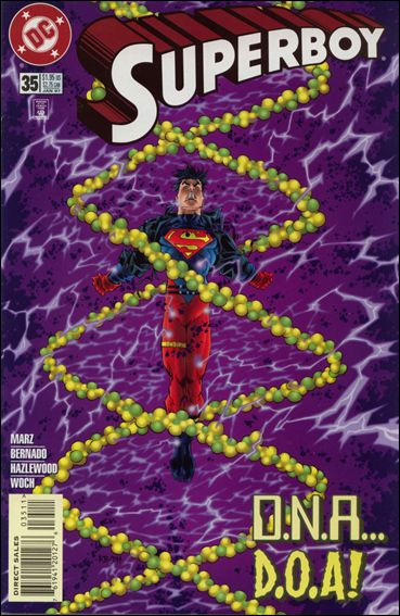 Superboy (1994) 35-A by DC