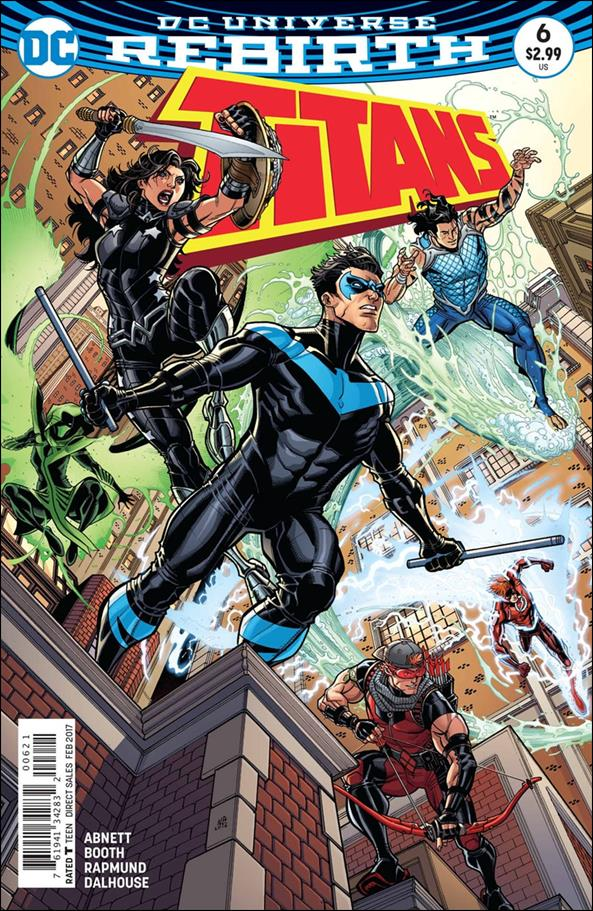 Titans (2016) 6-B by DC