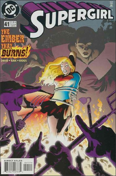 Supergirl (1996) 41-A by DC