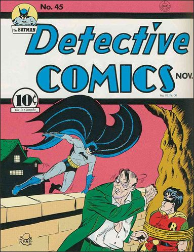 Detective Comics (1937) 45-A by DC