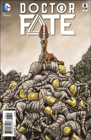 Doctor Fate (2015)  6-A