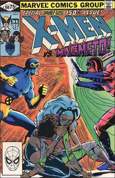 Uncanny X-Men (1981) 150-A by Marvel