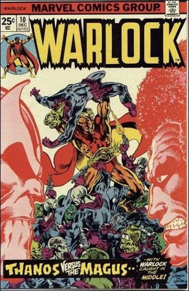 Warlock (1972) 10-A by Marvel