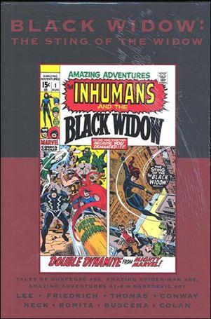 Black Widow: Sting of the Widow nn-B