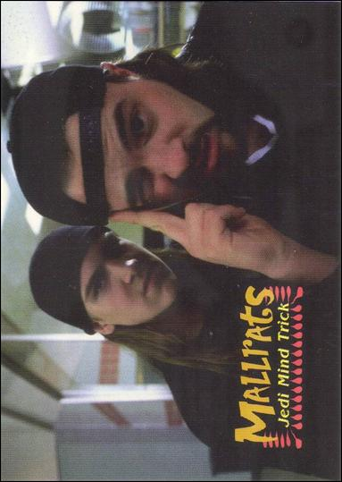 Mallrats (Base Set) 49-A by Bacon & Eggs