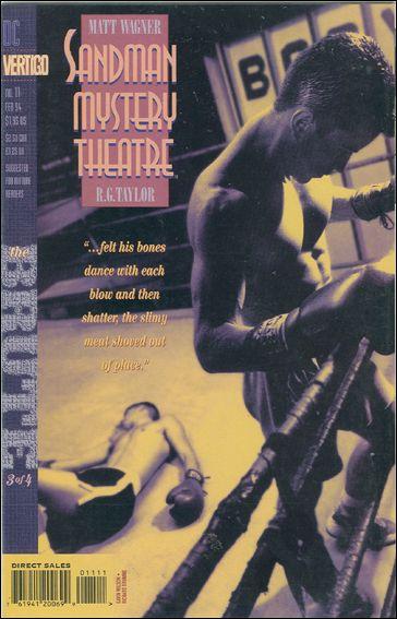 Sandman Mystery Theatre 11-A by Vertigo