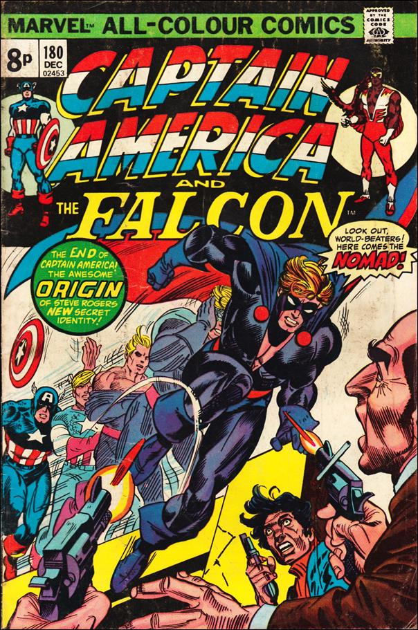 Captain America (1968) 180-B by Marvel