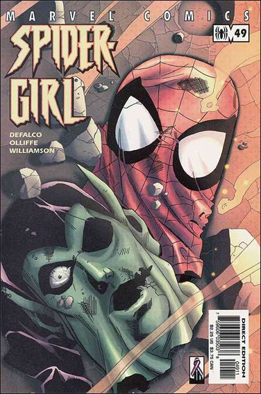 Spider-Girl (1998) 49-A by Marvel