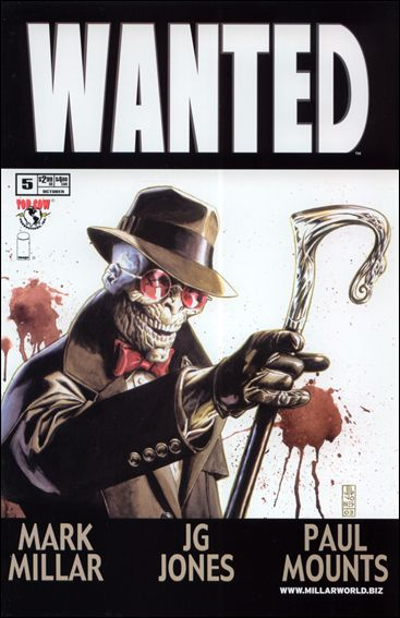 Wanted (2003) 5-A by Top Cow